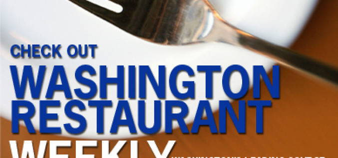 Weekly Update: Washington restaurateurs win Restaurant Neighbor and Faces of Diversity Awards for 2013